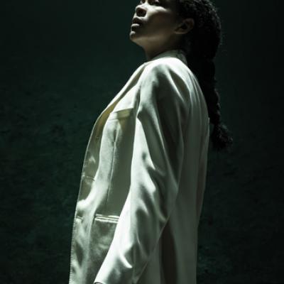 Thalissa Teixeira in Blood Wedding (c) Marc Brenner